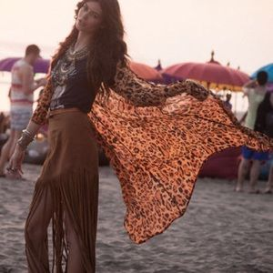 Spell and the Gypsy Collective Wild Ones Duster
